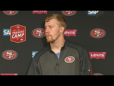 C J Beathard Things Are Starting To Slow Down For