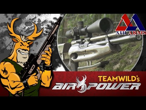 Air Rifle Review - Air Arms FTP900