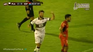 Gol de Tonetto | Platense 2 - 0 Deportivo Español | Fecha 21 | Campeonato 2017/2018