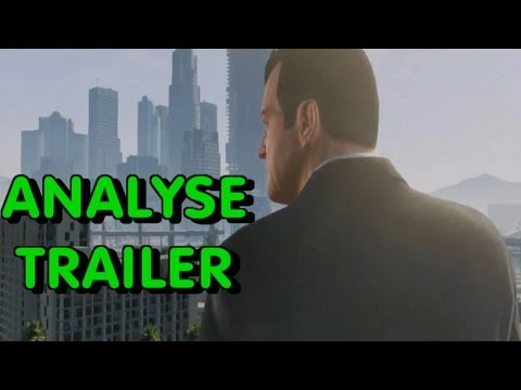 Analyse Trailer GTA V