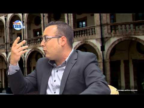 2014-05-22 Intervista ai candidati Giuseppe Morello e Martina Ferreri