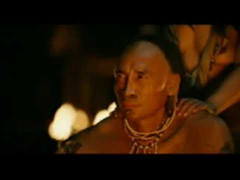 And a Man Sat Alone -- from Apocalypto