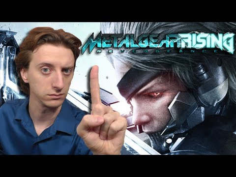 One Minute Review - Metal Gear Rising Revengeance