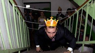 Интересный,необычный и прикольный сценарий для выкупа невесты . Читайте комментарий