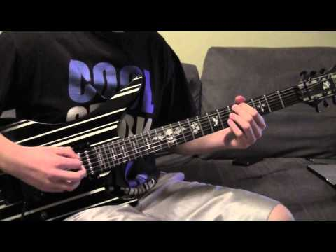 Avenged Sevenfold Scream Guitar Cover (hd) video