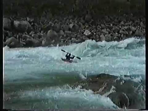 Nepal, Sun Kosi Whitewater river expedition 1994 (long version)