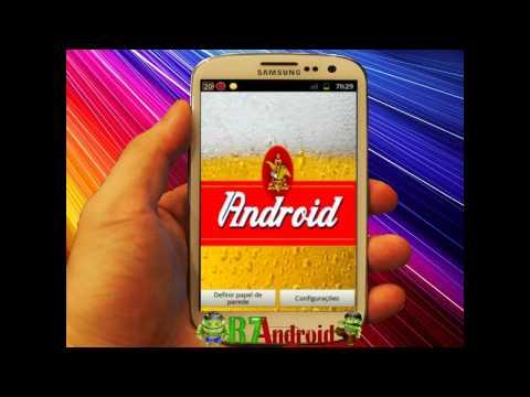 Video Aula - Como colocar um Papel de Parede sem recortes no android?