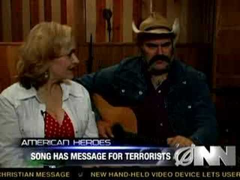 Country Music Stars Challenge Al-Qaeda Video