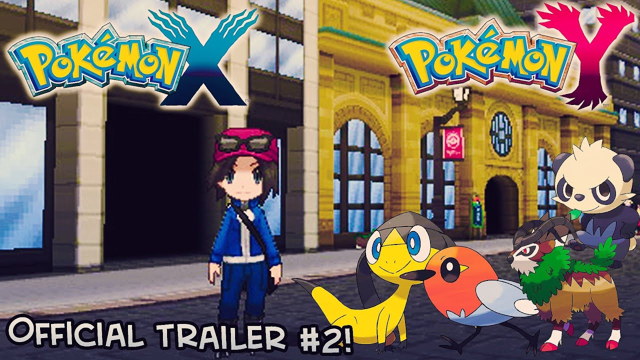 Pokemon x and y release date in Brisbane