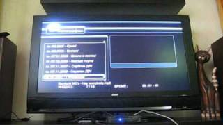 ASUS O!Play HDP-R1 live demo by Boomburum