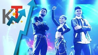 Nadine, Vhong at Billy, nagpasiklab sa Your Moment grand finals! | Your Moment