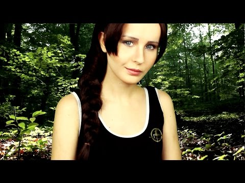 Jennifer Shrader Lawrence (The Hunger Games) make up tutorial by Anastasiya Shpagina