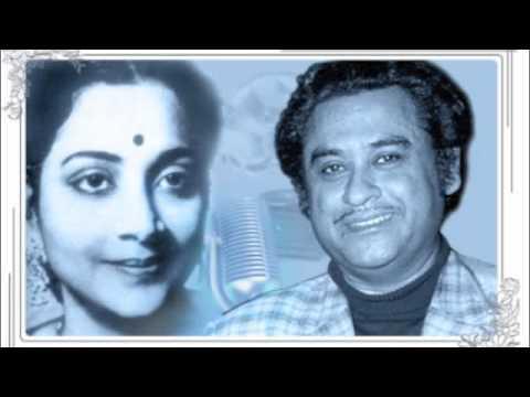Geeta DuttKishore Kumar : Aankhon mein tum : Film - Half Ticket...