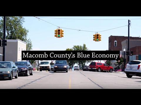 Macomb County's Blue Economy - Economic Growth in New Baltimore, Michigan
