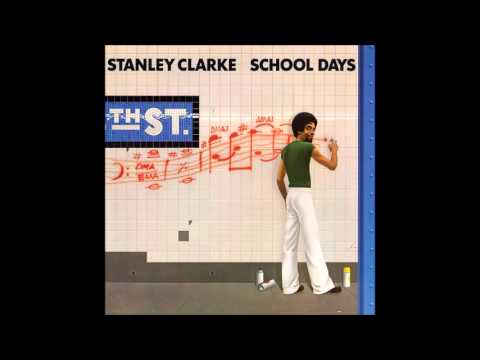 Stanley Clarke - Hot Fun
