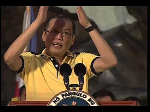 LP - Manila Proclamation Rally (Speech) 4/1/2013