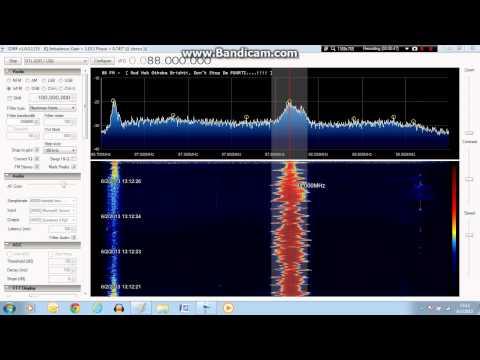 FM DX Es Radio Foorti, Dhaka, Bangladesh, 88.0 MHz, 02 June 2013 0741 UTC