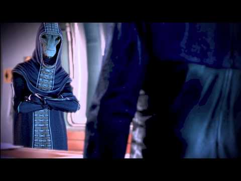Mass Effect 3 - Meeting with Wrex and Salarian Dalatrass