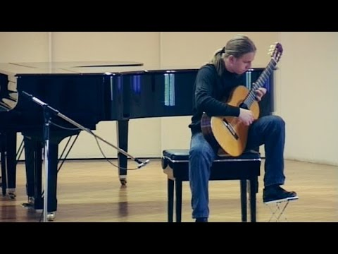 Carlo Domeniconi - Variation on an Anatolian Folksong - Uros Janicijevic