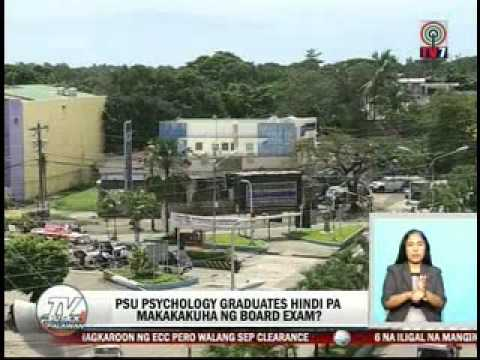 TV Patrol Palawan - October 1, 2014