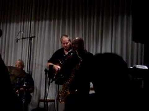 James Moody sings