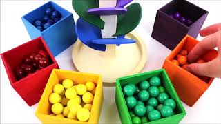 Best Toddler Learning for Preschool Kids, Learn Colors, Learn Colours, Baby Song, Baby Toys, Nursery