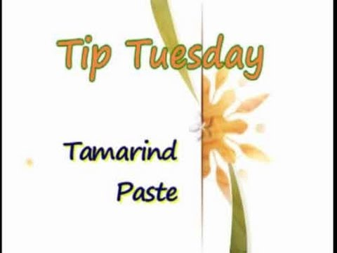 What Is Tamarind Paste At Thedoglogs