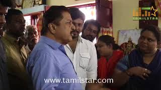 Veteran Actor Shanmuga Sundaram Passed Away