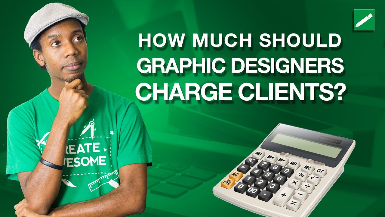 How Much Should You Charge For Design Work