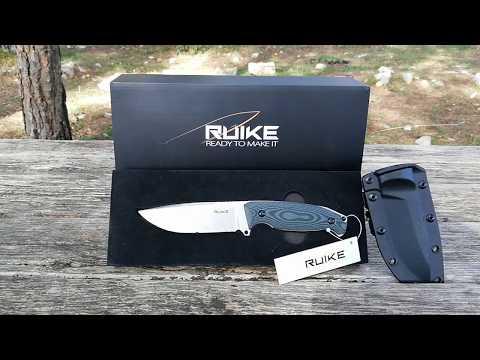 Ruike F118 Jager (Recensione, Unboxing e Test di Taglio)