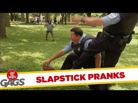 Best Slapstick Pranks - Best of Just for Laughs Gags