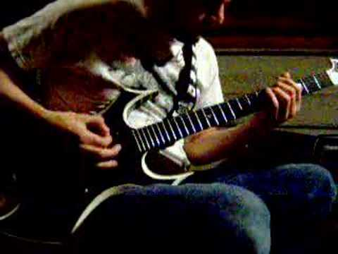 Lamb Of God Blood Of The Scribe (COVER) really good