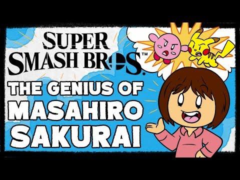 Super Smash Bros: The Story of Masahiro Sakurai