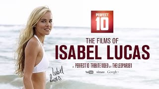Isabel Lucas - tribute