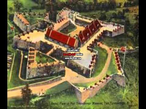 capture of fort ticonderoga project