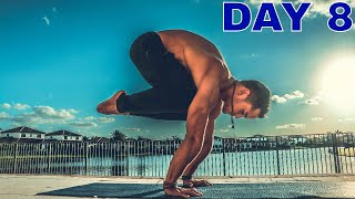 10 DAYS YOGA CHALLENGE - DAY 8 - [Life is All About Balance]