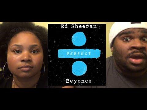 Cover Lagu ED SHEERAN - PERFECT DUET FT BEYONCE - REACTION