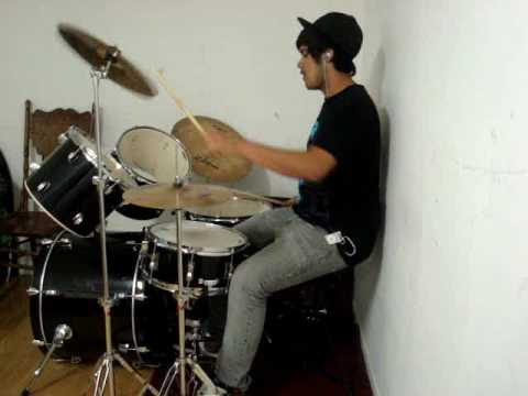 Alesana-Seduction drum cover