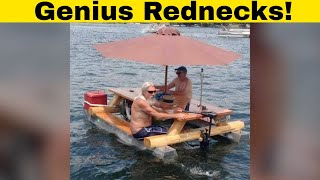 Amazing Redneck Inventions You Have To See To Believe!