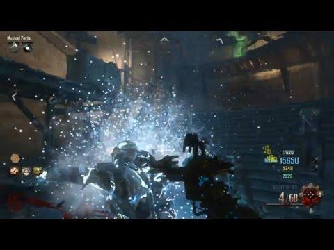 'Black Ops 2 Origins' How To UPGRADE LIGHTNING Staff! 'HOW ...
