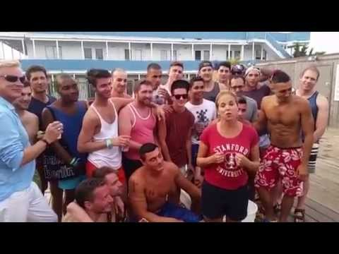 Katie Couric Does the Ice Bucket Challenge