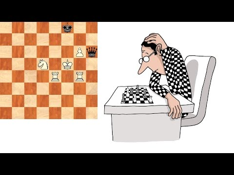 Computer-Generated Chess Problem 00745