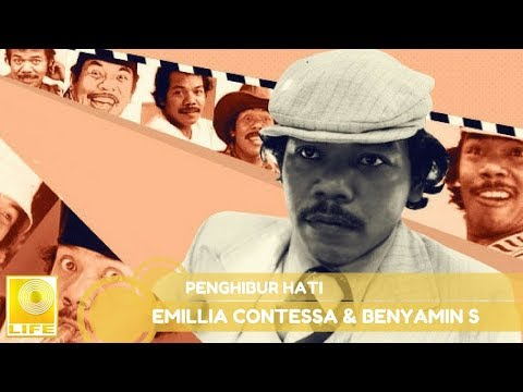 Emillia Contessa & Benyamin S - Penghibur Hati (Official Music Audio)