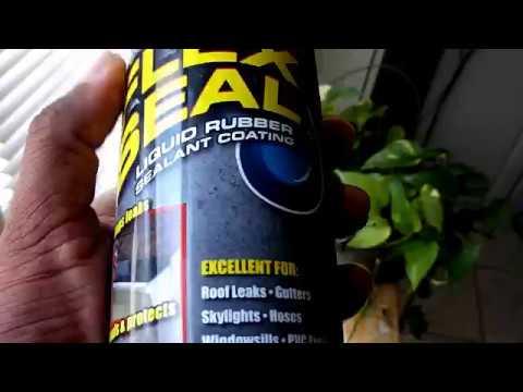 Does Flex Seal Stop Water Leaks