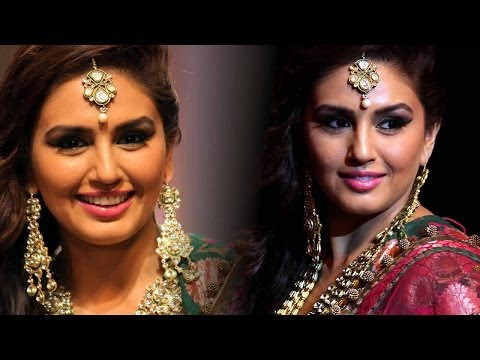 IBFW 2013: Huma Qureshi Dazzles On Ramp!