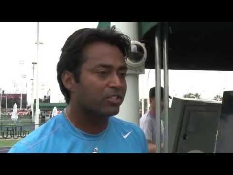 Leander Paes on PlaySight SmartCourt