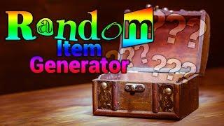 Random Item Description Generator in Unity3D / C#