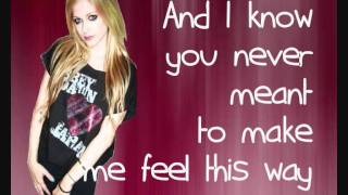 Watch Avril Lavigne Everybody Hurts video