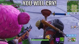 Saddest Moments in Fortnite #73 (TRY NOT TO CRY) [SEASON 5]
