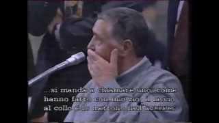 Confronto Riina con Mutolo e Marchese 9 9